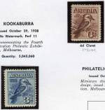 Collection of mostly MUH Pre-Decimal issues from 1914 to 1965 including 1914 6d Claret Kookaburra, 1931 6d Brown Airmail, 1931 6d Brown Airmail O/P OS, 1932 1/- Lyrebird (MLH), 1932 1/- Lyrebird O/P OS, 1934 Perf 10½ and 11½ Vic Centenary sets, 1934 Macarthur set (MLH), 1934 1/6 No Wmk Hermes (MLH), 1935 Anzac set, 1935 Silver Jubilee set (MLH), 1936 SA Centenary set, 1937 NSW Sesqui set (MLH), 1937-40 3d Blue Die I, Die II Thick and Thin Paper and Die III KGVI, 1940 AIF set, 1946 BCOF set, 1948-49 Thin Paper Robe set, 1949-50 Arms set, 1961-61 5/- Cream and White Paper and 1963-64 Navigator set in Seven Seas Standard album with slipcase. Odd minor fault and mixed centering. Very high retail value.