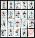 D.C. Thomson & Co Ltd 1934 Football Team Cards set of 64 and Soccer Bubble Gum 1956 Soccer Teams No 1 Series set of 48 in excellent condition. Catalogue Value $350.00.