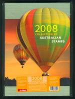 2008 Post Office Year album. Includes exclusive Gold Medallist sheetlet. Face Value $94.95.