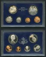 1969 RAM proof coin set in presentation case. Retail $250.00.