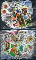 Accumulation of stamps mint without gum, comprising various values from 60¢ to $10.00. Face Value $685.00.