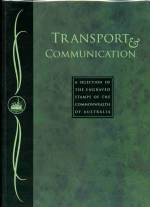 2005 Transport and Communication A Selection of the Engraved Stamps of the Commonwealth of Australia limited edition book containing 32 proofs printed from the original stamp dies including impression struck from one unissued design. Missing outer slipcase.