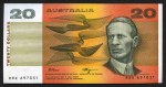 1990 $20.00 Fraser/Higgins consecutive run of 5 banknotes Unc. McDonald 194. Catalogue Value $600.00.