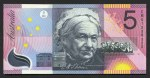 2001 $5.00 Centenary of Federation Polymer Banknote Unc (22). Some consecutive. McDonald 305b. Catalogue Value $550.00.