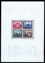 1930 International Philatelic Exhibition