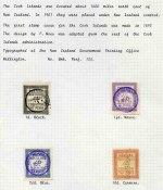 Collection of fine used stamps from 1892 Federation set to 1972 Hurricane Relief set, including a good range of early issues, watermark and shade variations, many sets and highly catalogued items, in loose leaf album. Mostly fine condition, with light duplication. High catalogue value.