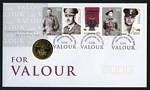 Selection of 17 different Coin and Stamp PNC covers from 1994 to 2012 including 2000 The Last Anzacs, 2000 Victoria Cross and 2000 Olympics set. Retail $978.00.