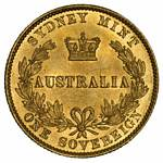 1870 Sydney Mint Type Two Queen Victoria Gold Sovereign Choice Unc.