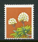1975 18¢ Wildflower with Black colour omitted MUH and centered to base.