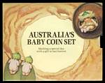 1994 Baby Uncirculated coin set in presentation folder. Retail $70.00.